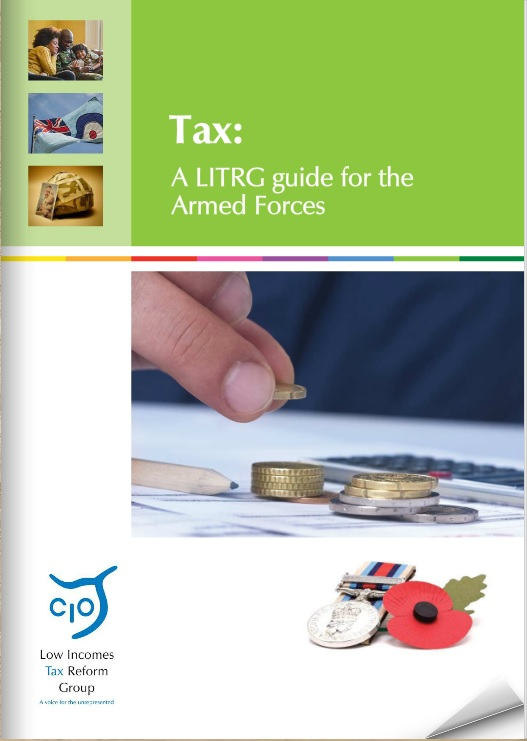 Tax: A LITRG guide for the Armed Forces