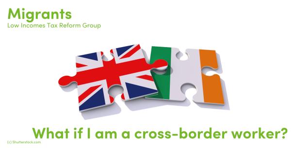 Image of the Union Jack and Republic of Ireland flag