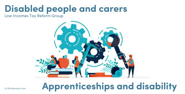 Illustration of apprentices