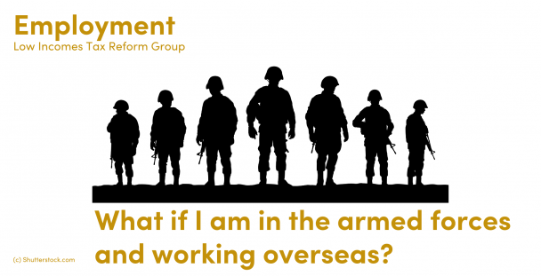 Illustration of soldiers in silhouette