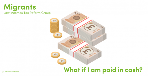 Illustration of piles of money and coins