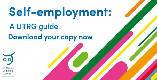 LITRG Guide to self-employment cover