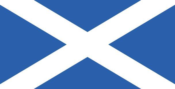 Image of the Scottish flag