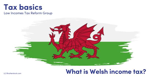 Illustration of a Welsh dragon