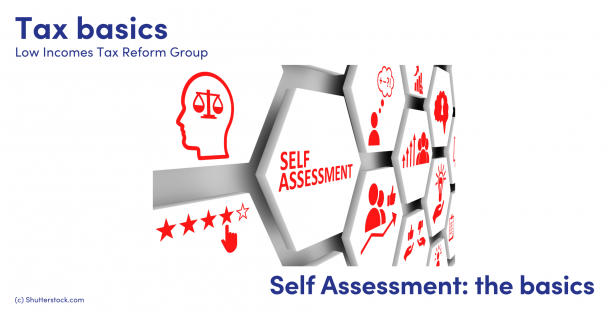 Image of hexagons depicting self assessment icons