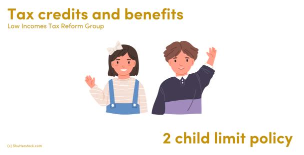 Illustration of two children