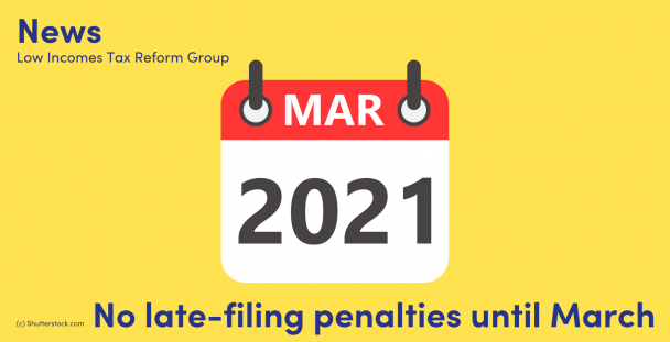 Illustration of a March 2021 calendar
