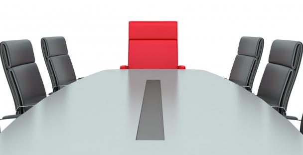company director chairs meeting room meeting director chairs (c) Shutterstock / Interior Design