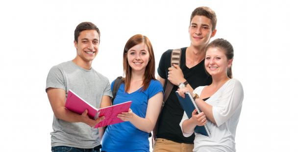 group of students (c) Shutterstock / Alexander Raths
