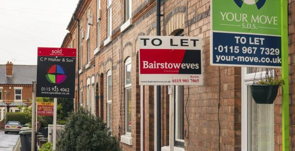 rented properties to let