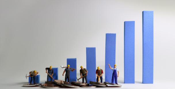 minimum wage graph going up