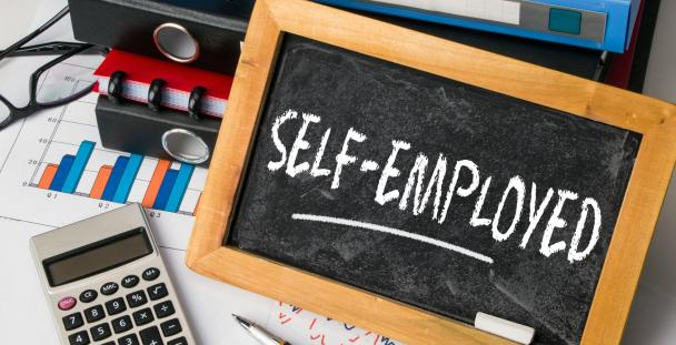 self employed calculator finances