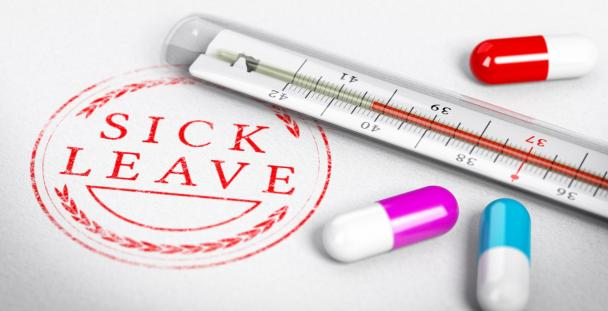 sick leave thermometer capsules