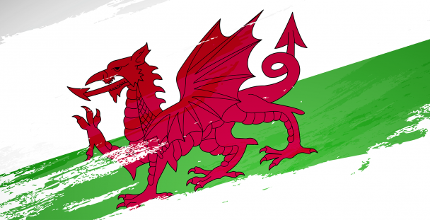 Image of the Welsh flag