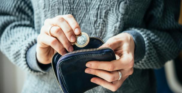 money-poverty