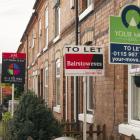 rented properties to let