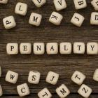Penalties for late filing tax returns