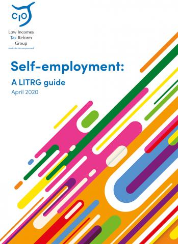 LITRG self-employment guide cover 2020
